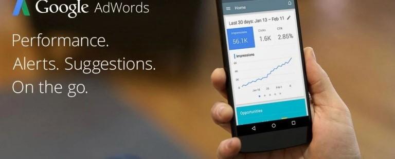 אפליקציית גוגל אדוורדס חדשה למשתמשי האנדרואיד