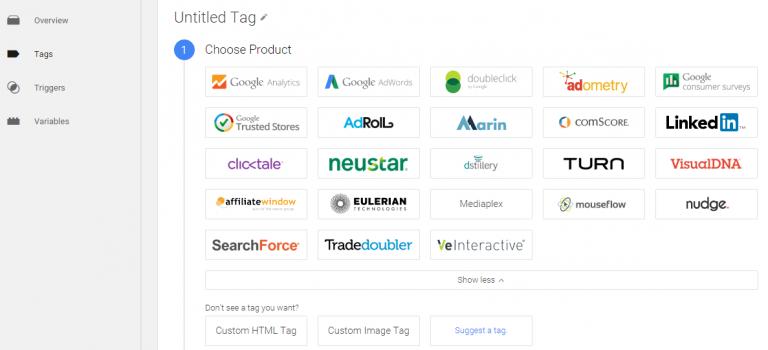 שיווק דיגיטלי יעיל – Google Tag Manager