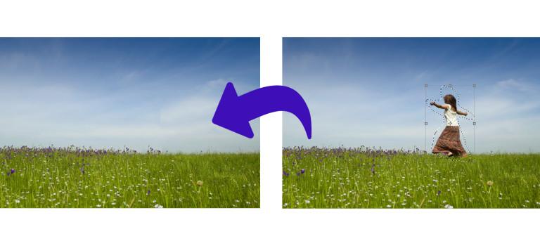 מדריך פוטושופ – איך לתקן תמונות בקלות עם כלי ה-Content Aware