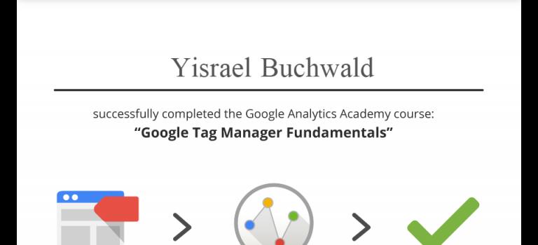 האם כדאי לעבור – Google Tag Manager ?