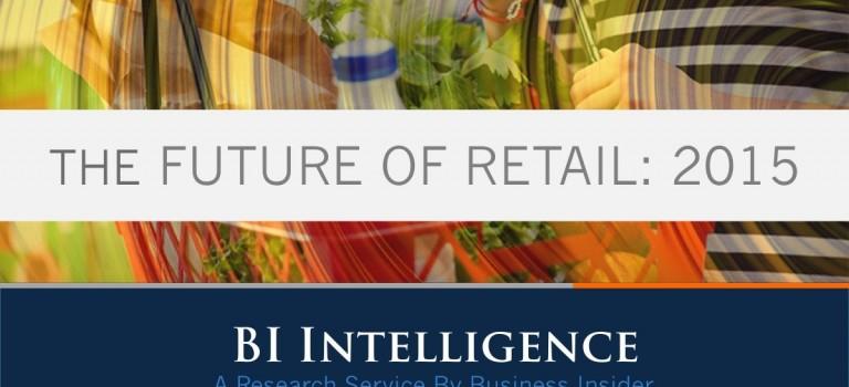 העתיד של עולם ה- E-commerce (מצגת מצוינת של BI)