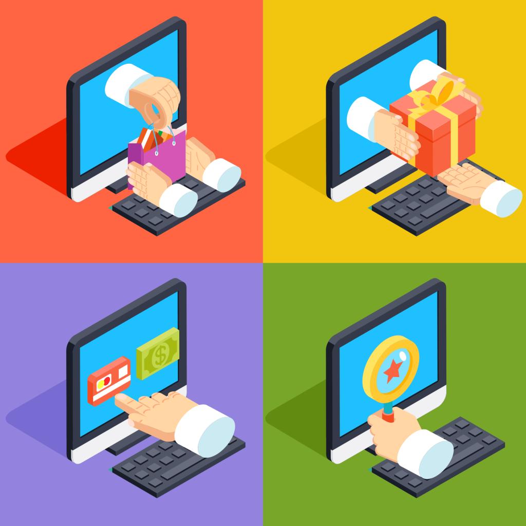 חנות מקוונת - רכישות אונליין