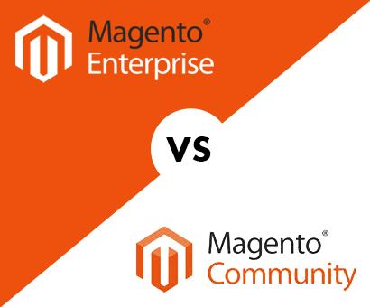 Community VS Enterprise